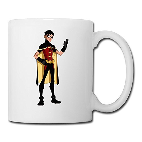 ice Robin Nightwing Dick Grayson Delicate Coffee Mugs by JBECuooP (Robin Young Justice)