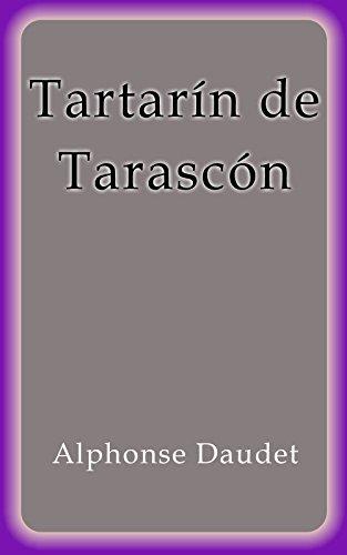 Portada del libro Tartarin de Tarascon
