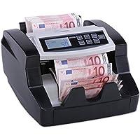 Ratiotec - Contadora detectora de billetes ratio-tec rapidcount b 20 - para euros/otras opcional - velocidad 10