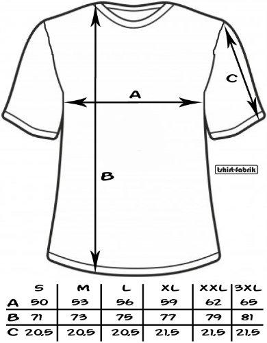 Ja! Es wird heute noch fertig! - T-Shirt Gr. S bis 3XL - PRO - Berufsbekleidung - Workwear Tshirt mit Spruch / Sprüchen - witzig - lustig - Arbeit Blau