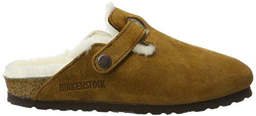 Birkenstock Boston Mink, Sabots Mixte Adulte Marron - Marron (Mink)