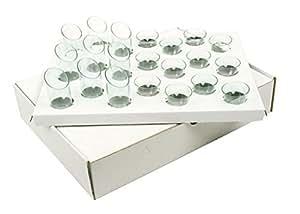 Cuisineonly - Calage - carton alvéolé pour mise en bouche saladier et plat - 25 unit.. Cuisine : Usage unique (Cartonnages)