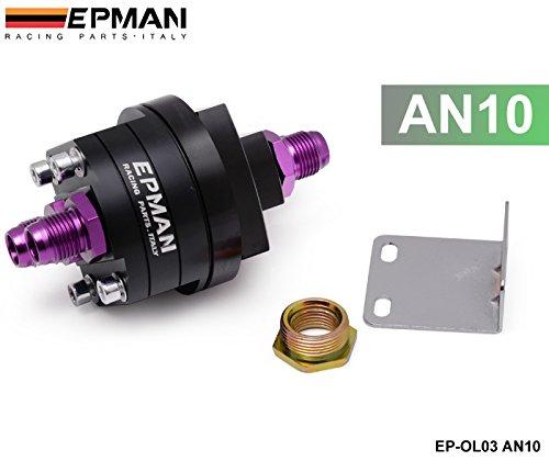 EPMANAN10SCHWARZESÖLFILTERSENDER-SANDWICH-PLATTEKÜHLERADAPTERKIT3/4 X 16, 20X1.5EP-OL03AN10BK (öl-filter-adapter-kit)