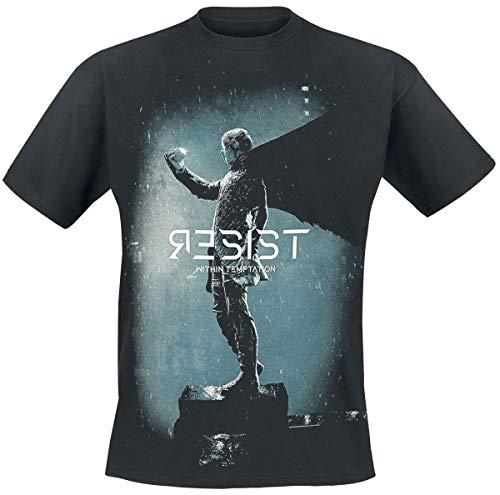 Within Temptation Resist T-Shirt schwarz XL