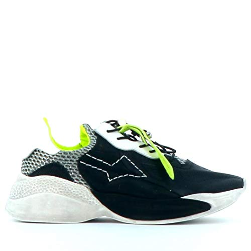 AS98 | Airstep | Sneaker - schwarz | Nero, Farbe:schwarz, Größe:39