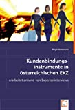 Kundenbindungsinstrumente in österreichischen EKZ: erarbeitet anhand von Experteninterviews