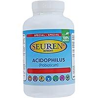 Acidophilus / Darmconditioner 100 Kapseln Probioticum Glutenfrei, Laktosefrei und Zuckerfrei (100% natürlich) preisvergleich bei billige-tabletten.eu