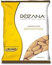 Tulsi Rozana California Almonds, 1000g