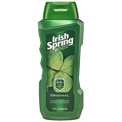 Irish Spring Body Wash, Original, 18oz by Irish Spring