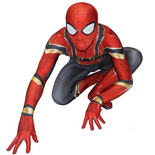 Einfach Zu Machen Marvel Superheld Kostüm - XaCxx The Avengers Superheld Spiderman Kostüme