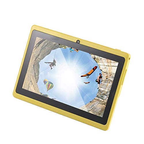 7-Zoll-Quad-Core-Tablet-Computer Q88h All-in-A33 für Android 4.4wifi Internet 512 MB 4 g / 8 g bequem Flat-panel-cpu-adapter