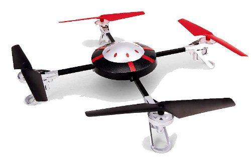 "RC Quadrocopter ""998-V2"" 2.4 GHz 4-Kanal inkl. SpyCam Kamera / RTF SZ-DESIGN"