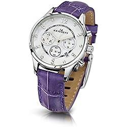 Lady Savro Silver Purple