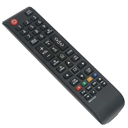 Telecomando sostitutivo VINABTY BN59-01303A compatibile con Samsung Serie 7 Ue40nu7170 Ue43nu7170 Ue40nu7199 Ue40nu7179 Ue43nu7179 Ue43nu7190 Ue40nu7190 Ue43nu7199
