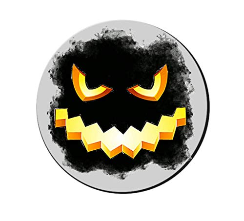 Halloween Design Ideen - pazza idea Mauspad mit Kuh-Design, Geschenkidee