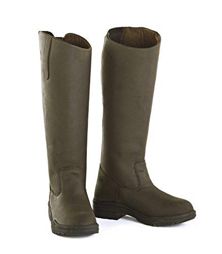 JUST TOGS JUST TOGS Unisex-Erwachsene Stiefel Monterey Braun braun 36