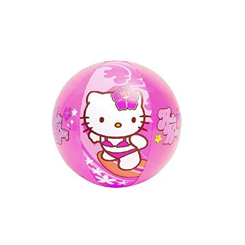 Intex - Pelota hinchable Hello Kitty - diám. 51 cm + 3 años (58026)