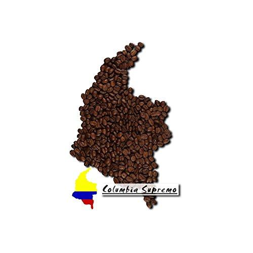 Rohkaffee - Columbia Supremo (1000g)