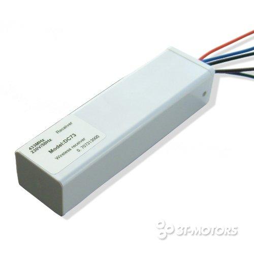 Preisvergleich Produktbild Mini-Funk-Empfänger MFE 3T-MOTORS für Rollladen- und Markisensteuerung