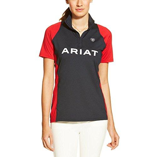 Ariat - T-shirt de sport - Femme Bleu - Bleu