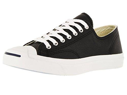 Sneakers Ox Di Bianco In Pelle Jack Moda Uomo Colore Nero Purcell Di Converse EqTHZtxH
