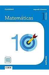 Descargar gratis CUADERNO MATEMATICAS 1 PRIMARIA 2 TRIM SABER HACER CONTIGO en .epub, .pdf o .mobi