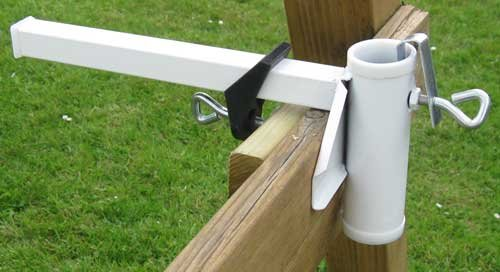 sonnenschirmhalter f r mauern balkongel nder sonnen schirm mauer gel nder halter lhs mwd. Black Bedroom Furniture Sets. Home Design Ideas