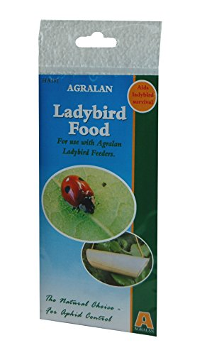 Agralan HA181 Ladybird Food Test