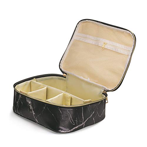 HenLooo Kosmetische Reisetasche, Kosmetiktaschen Kulturbeutel, tragbare Schminktasche Make-up Fall...