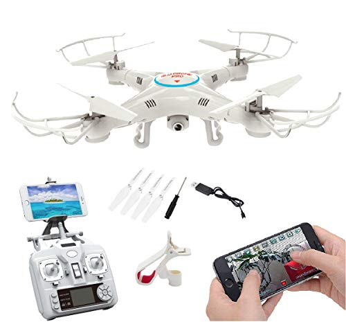 SUPER TOY 360P HD Wi-Fi Camera Drone Quadcopter with Altitude Hold