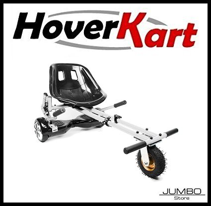 Jumbo Boards – Le Stealth Suspension Hoverkart 2018 Edition