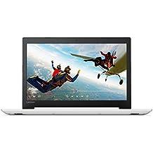 """Lenovo Ideapad 320-15IKB - Ordenador portátil de 15.6"""" HD (Intel Quad Core i5-8250U, 8 GB de RAM, 1TB de HDD, Intel HD Graphics 620, Windows 10 Home) blanco - teclado QWERTY español"""