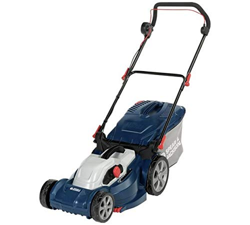 Spear & Jackson - 40cm Corded Rotary Lawnmower - 1700W