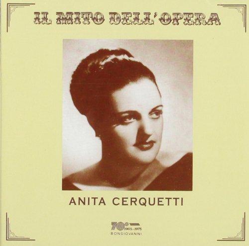 Cerquetti: Il Mito Dell Opera