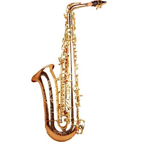Saxophon Musikinstrument Drop E Tune Luftkanal Test Level Spielen Saxophon Anfänger Erwachsener