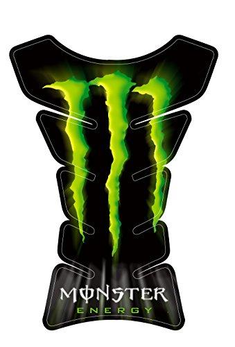 Universelle Schutzbrennstoff Tank Pad für Motorräder Energy Monster Design