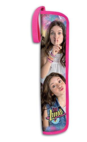 Perona Soy Luna Estuches, 37 cm, Multicolor