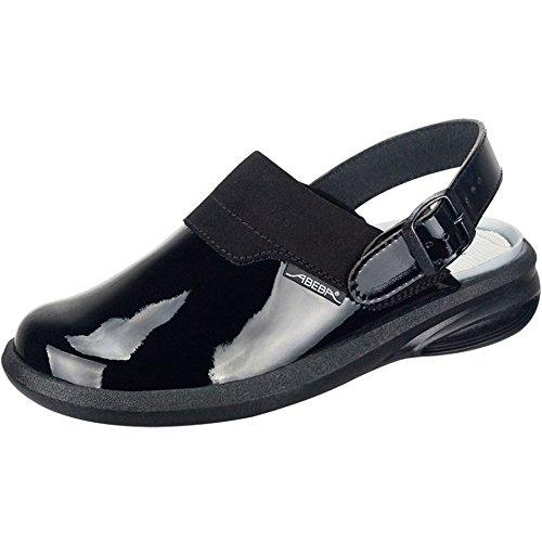 Abeba 7621-43 Easy Chaussures sabot Taille 43 Noir