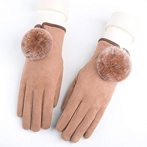 41jDqMbCc3L. SS500  - Gloves Cycling Ski Running Windproof Ms Winter Plus Velvet Thicken Keep Warm Touch Screen ZHAOYONGLI