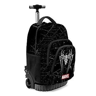 Karactermania Spiderman Web-zaino Trolley Travel GTS Mochila Tipo Casual 47 Centimeters 39.5 (Multicolour)