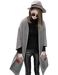 Suchergebnis Auf Amazonde Für Damen Mantel Grau Filz Damen