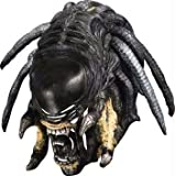 Rubies Costume Co 33242 Alien vs.Predator Deluxe Predalien Overhead Latex Maske