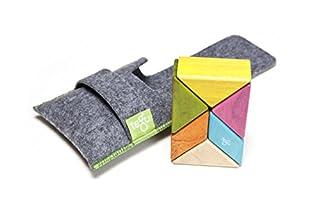 6 Stück Tegu Taschenbeutel Prisma Magnetisches Bausteine - Farbig (B007MS8HP8)   Amazon Products