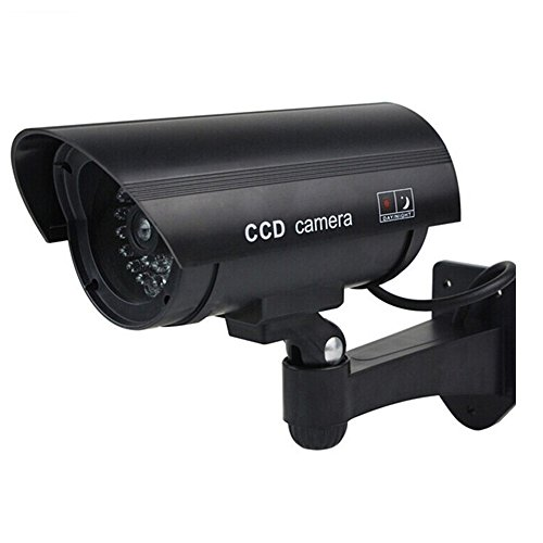 opuman-outdoor-and-indoor-waterproof-fake-dummy-surveillance-monitor-flash-led-light-fake-security-c