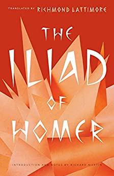 The Iliad of Homer by [Homer]
