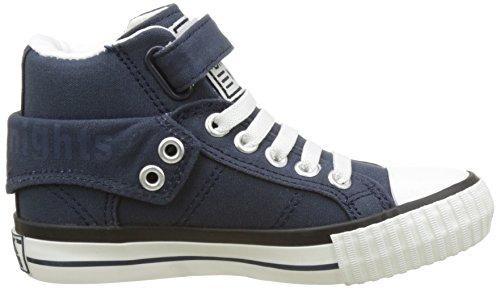 British Knights - Roco B39-3723c-05, Pantofole a Stivaletto Bambino Blu ( Blue)