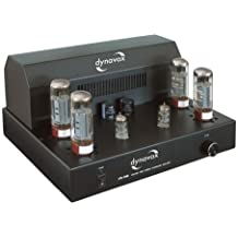Dynavox VR-70E II - Amplificador valvular integrado, color negro (importado)