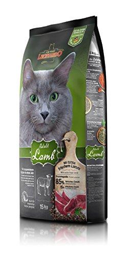 Leonardo Adult Lamb Katzenfutter mit frischem Lamm 15 kg
