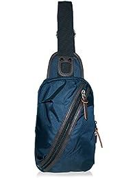Mochila De Pecho Mochila En El Pecho Bolsa De Pecho Sling Bag Mochila De Hombro Mochila De Desequilibrio Bolsa De La Honda Chest Bag Bolsa De Hombro Crossbody Oxford blue, by LC Prime