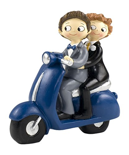 Mopec Y830 - Cake Figure Couple of Boyfriends Pop & Fun Boys, 17 cm